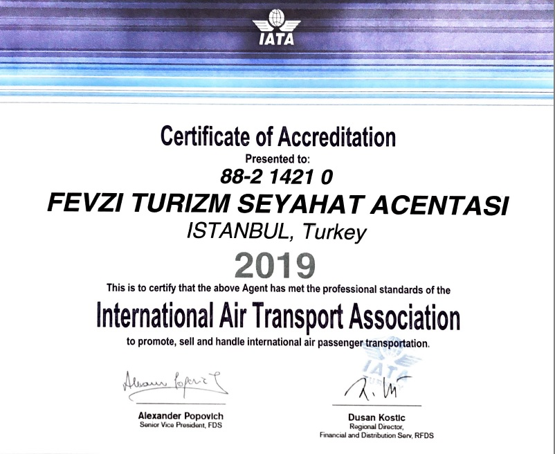 IATA - 2019